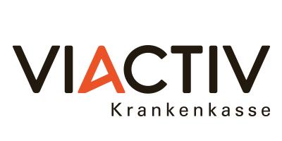 Viactiv KK-Logo | Projektpartner für LN
