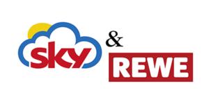 Sky-REWE-Logo | Projektpartner für LN