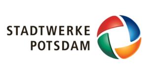 Stadtwerke-Potsdam-Logo | Projektpartner für MAZ