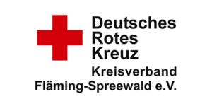 DRK-Fläming-Spreewald-Logo | Projektpartner für MAZ