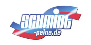 Schmidt Autohaus-Logo   Projektpartner für PAZ