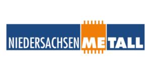 Niedersachsen Metall-Logo | Projektpartner für HAZ
