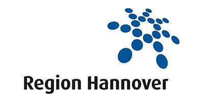 Region Hannover-Logo | Projektpartner für HAZ